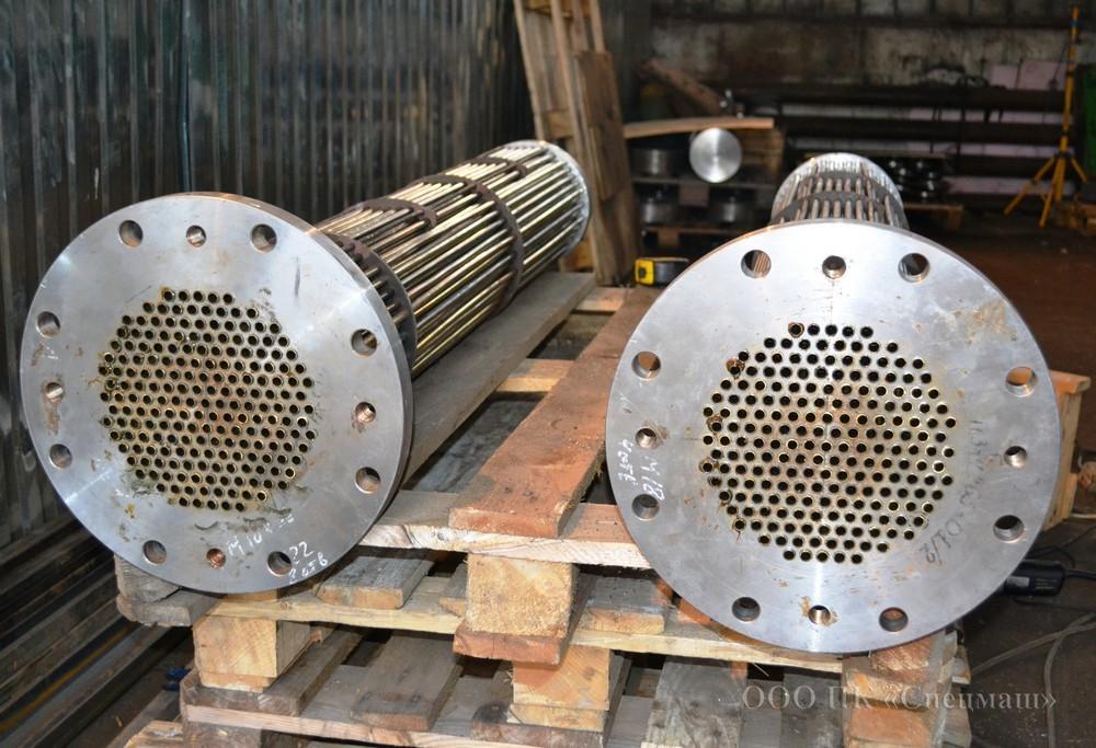 Теплообменники для отопления промышленные Кожухотрубный испаритель ONDA LPE 460 Челябинск